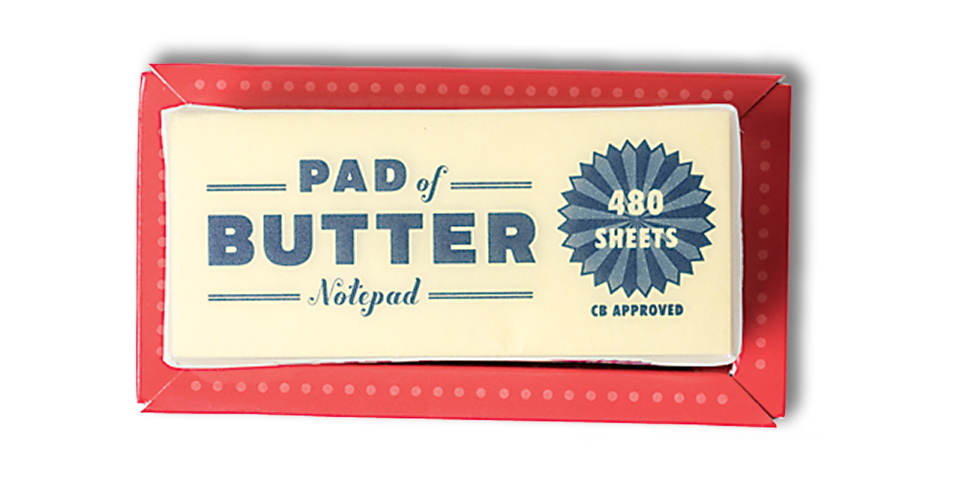 Butter Notepad