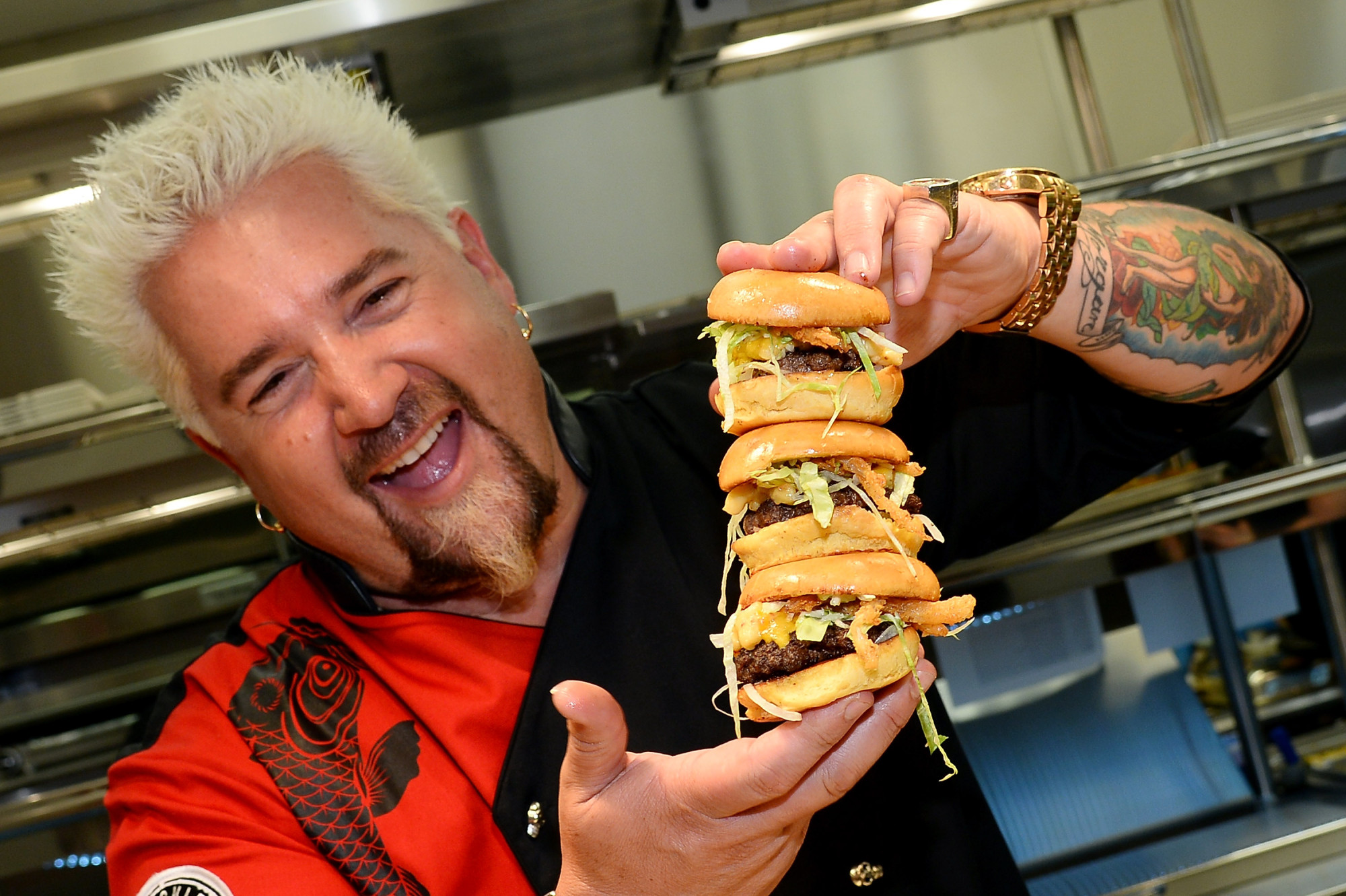 Sl 225 Inte On Diners Drive Ins And Dives Tonight