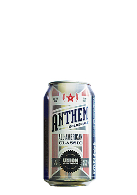 Union Craft Brewing Anthem