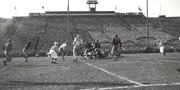 Army-Navy game at West Point in 1943.Courtesy of the U.S. Army