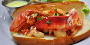 Thames Street Oyster House's Lobster RollCourtesy of Thames Street Oyster House