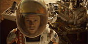 Astronaut Mark Watney (Matt Damon) finds himself stranded and alone on Mars, in The Martian.Courtesy Twentieth Century Fox
