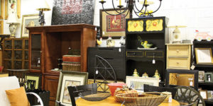 Distinguished by its helpful service, Belle Cose features upscale resale items by name-brand furniture makers such as Domain and Ethan Allen.Stacy Zarin