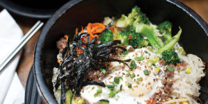 Bibimbap at Nam KangPhotography by Christopher Myers