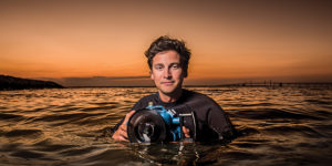 Photographer Jay Fleming focuses his lens on the majestic Chesapeake Bay.Photography by Mike Morgan