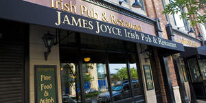 James Joyce Irish Pub & Restaurant-Photo by John Waire