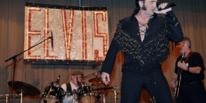 Jim Parsley performs in 2012.Courtesy of the Night of 100 Elvises
