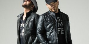 Preston Brust, left, and Baltimore native Chris Lucas of LOCASH.Courtesy Webster Public Relations
