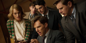 Cast of The Imitation Game.The Weinstein Company