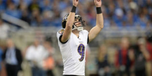 Photography by Phil Hoffmann / Baltimore Ravens