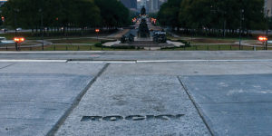 Runners can follow in some famous footsteps during Philly's Art Museum/Rocky Steps Run.Photography by bklphoto.com