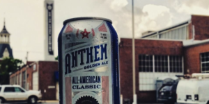 Celebrate America's birthday with a cold Anthem at Union Craft Brewing.Union Craft