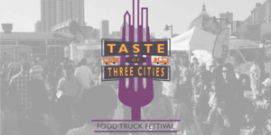 Taste of Three Cities