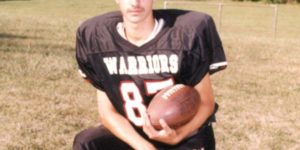 Woodlawn High School senior Adnan Syed.—Chicago Public Media