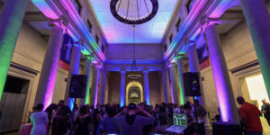 Art After Hours at the Baltimore Museum of Art.Photo courtesy of Maximilian Franz