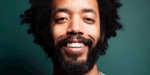 Comedian Wyatt Cenac performs his stand up at Ottobar on Thursday.Courtesy photo