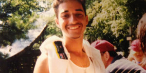 Adnan Syed in high school.—Chicago Public Radio