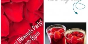Babe and Blowouts Party Facebook Page