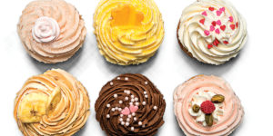 Assorted cupcakes, IcedgemsPhotography by Christopher Myers