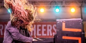 J. Roddy Walston.Photo by Rich Tarbell.
