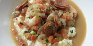 Langermann's shrimp and grits. Langermann's/Facebook