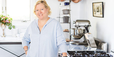Cindy Wolf is a six-time James Beard nominee.Photography by Scott Suchman