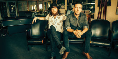 John, left, and TJ from Brothers Osborne.Photography by Jim Wright