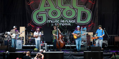 Greensky Bluegrass performs at All Good Music Festival.Photography by B.Hockensmith Photography