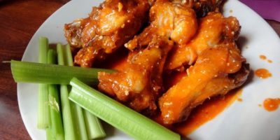 Award-winning wings at Kislings TavernCourtesy of Yelp