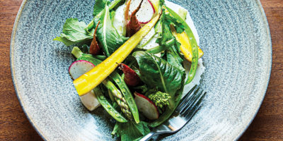 Modern Cook Shop's Simple Greens.Photography by Scott Suchman