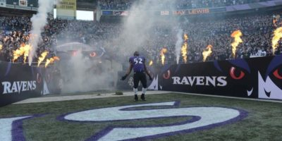 Courtesy of Baltimore Ravens