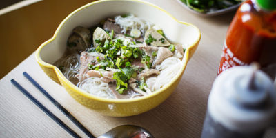 Pho at Saigon TodayPhotography by Scott Suchman