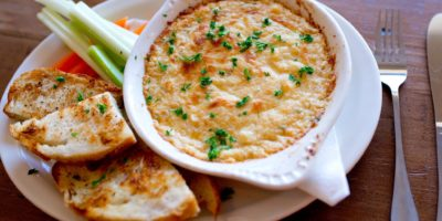 Gruyere crab dip at Silver Queen Cafe.Courtesy of Silver Queen Cafe
