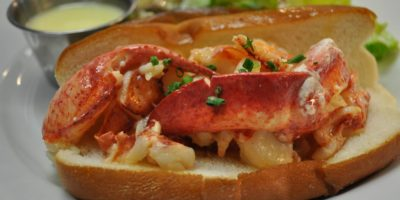 Dont miss the lobster roll from Thames Street Oyster House, this weekend at the Fells Point Fun Festival.Facebook.