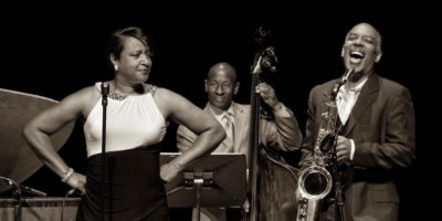 Vanessa Rubin and the Don Braden Quartet perform in 2015 at the Baltimore Chamber Jazz Society.Leo Howard Lubow