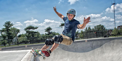 Best New Park: Skatepark of BaltimorePhotography by Christopher Myers