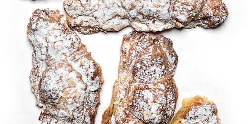 Almond croissants, Bonaparte BreadsPhotography by Christopher Myers