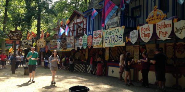 The 39th annual Maryland Renaissance Festival delivers plenty of medieval mirth through October 25.Photography by Lauren Cohen