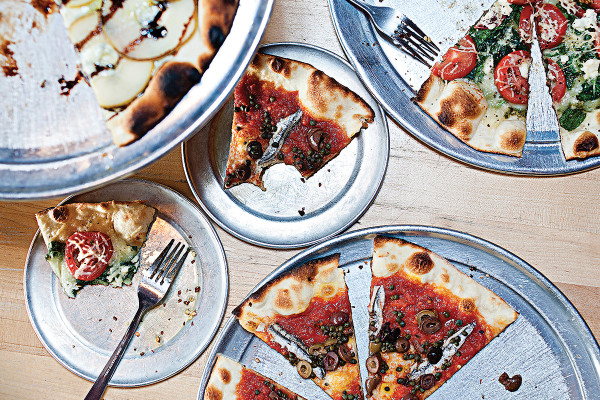 Myriad gourmet toppings add flair to Iggie's piesChristopher Myers