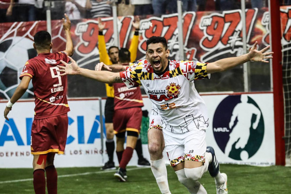 Courtesy of the Baltimore Blast