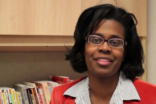 New Baltimore City Schools CEO Sonja Santelises.Courtesy of Vimeo