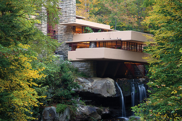 Laurel Highlands is home to one of the most famous architectural landmarks in the world, Frank Lloyd Wright's Fallingwater.Photography by Robert P. Ruschak / Courtesy of the Western Pennsylvania Conservancy
