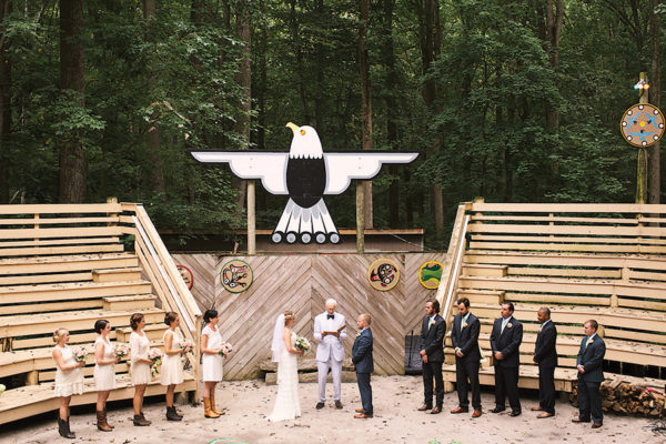 Genevieve Parr married to Matthew Shaeffer on September 6, 2014.Photography by Eddie Winter of Readyluck