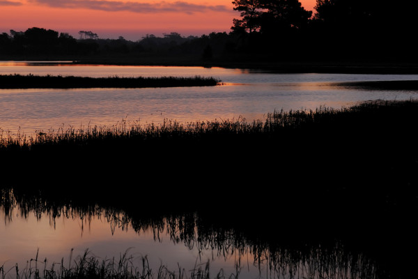 Rent a kayak to view the sunrise at Chincoteague, VAShutterstock