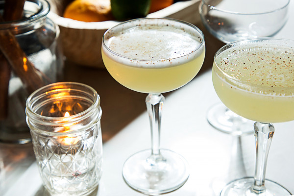 The pisco sour.Scott Suchman