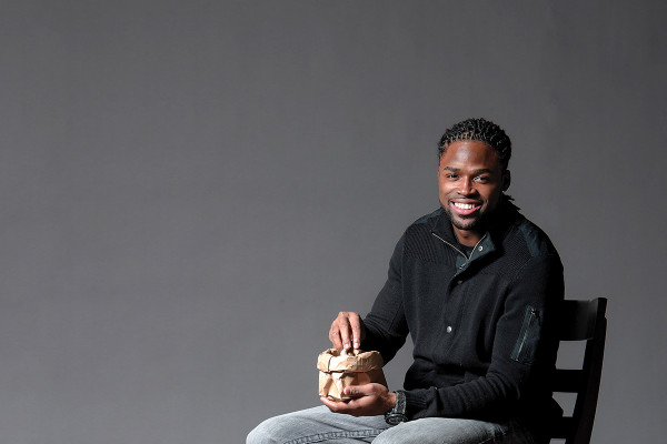 Torrey Smith, 23, Wide Receiver, Baltimore Ravens, never been marriedDavid Colwell