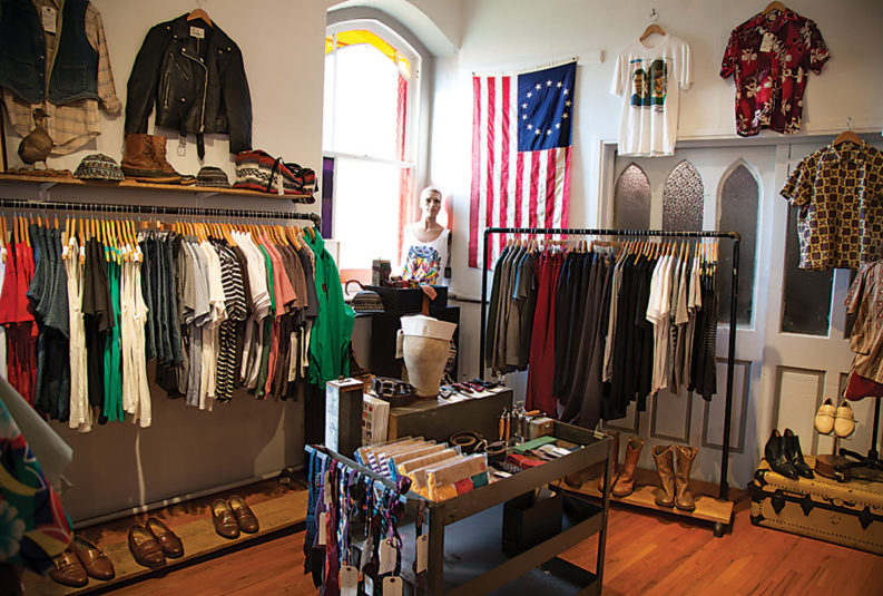 Designer Clothes For Men Consignment clothing at Hunting Ground