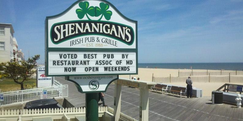 -Photo by Shenanigan's Irish Pub
