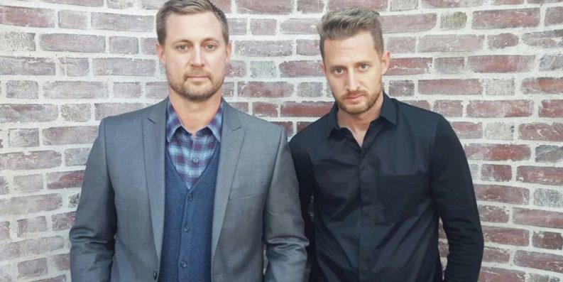 Bryan Voltaggio (left) recently partnered with his brother Michael (right) to open a restaurant at the MGM National Harbor Hotel. Courtesy of MGM National Harbor