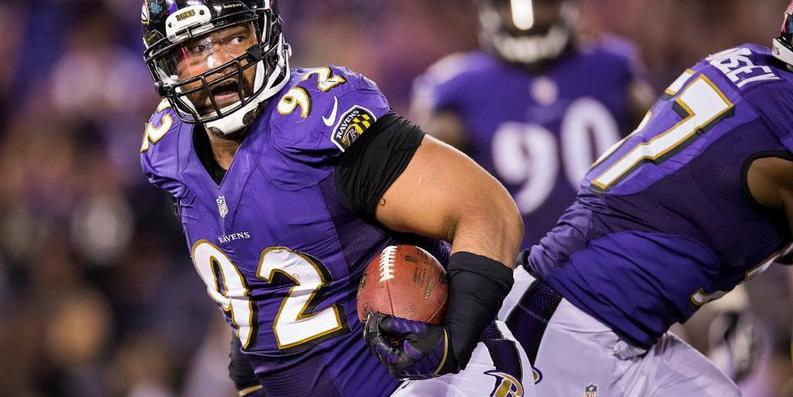 Baltimore Ravens/Shawn Hubbard
